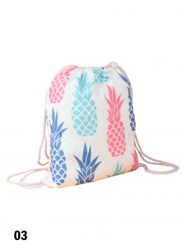 Beach Towel (Draw String Bag)