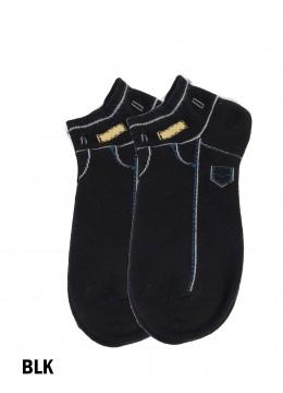 Men's Jeans Style Ankle Socks