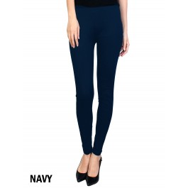 Full Length Stretch Legging /Navy