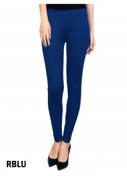 Full Length Stretch Legging /Royal Blue