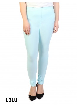 Full Length Stretch Legging /Light Blue