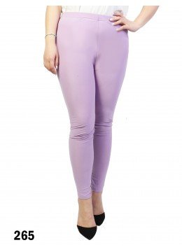 Full Length Stretch Legging /Light Purple