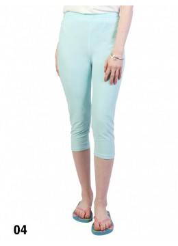 Capri Stretch Legging /Light Blue