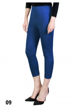 Capri Stretch Legging /Royal Blue
