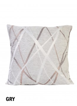Linear Pattern Cushion & Filler