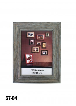 Retro Wooden Picture Frame