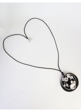 Circles Fashion Necklace