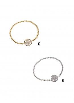 Four Leaf Clovers Bead Bracelets