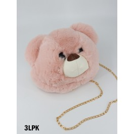 Fashion Bear Plushie Bag