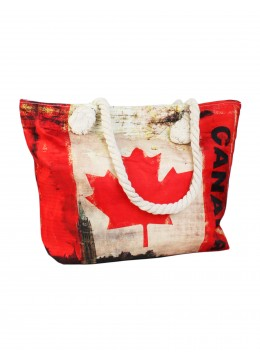 Spirit of Canada Shoulder Tote
