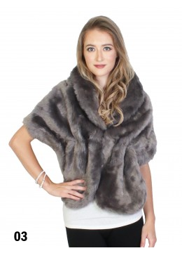 Premium Faux Fur Wrap
